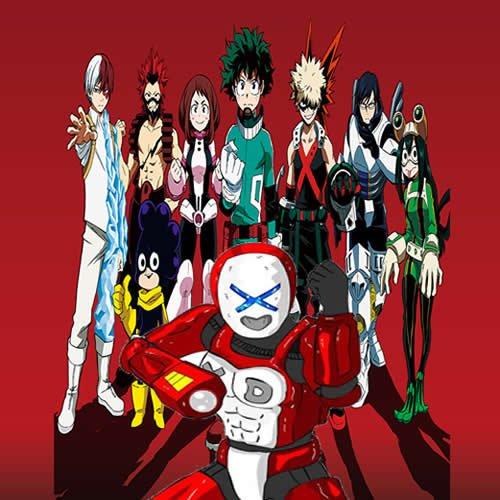 My Hero Academia – Boku no Hero