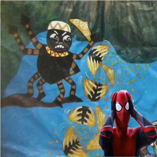 Conheça Anansi, o Deus da África Ocidental que inspirou o Homem-Aranha